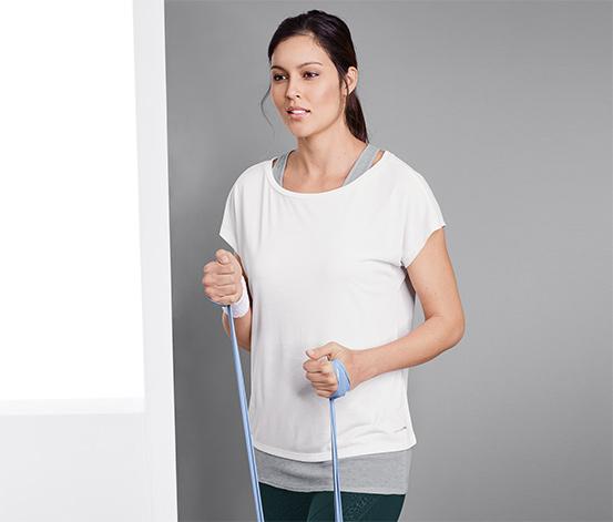 Dryactive Plus Desenli Spor Tişört