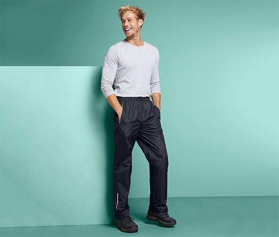 Kalhoty do deště, unisex