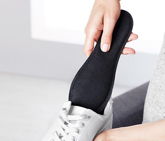 Samorozgrzewające wkładki do butów, 3 pary