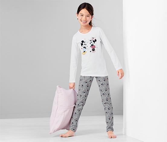 Kislány pizsama, Disney mintás