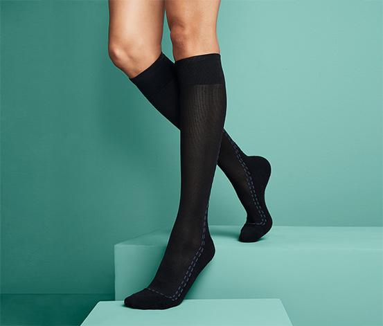 Femmes 2 paire Elle sport non-rembourré cheville chaussettes
