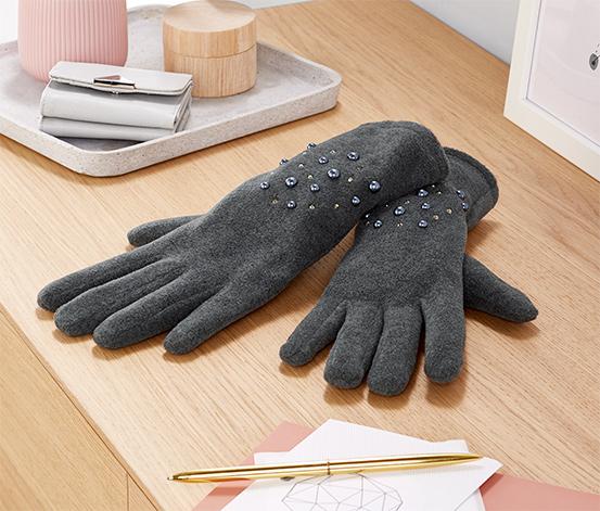 Rękawiczki z polaru