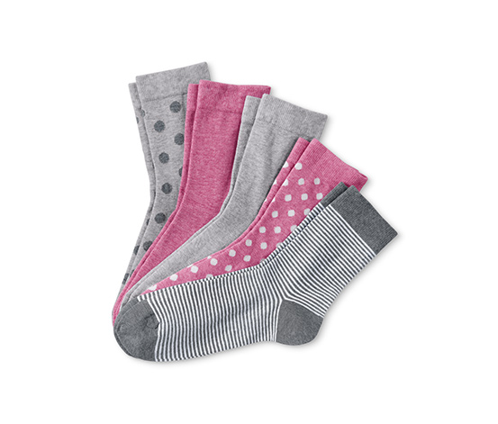 Ponožky, 5 párov