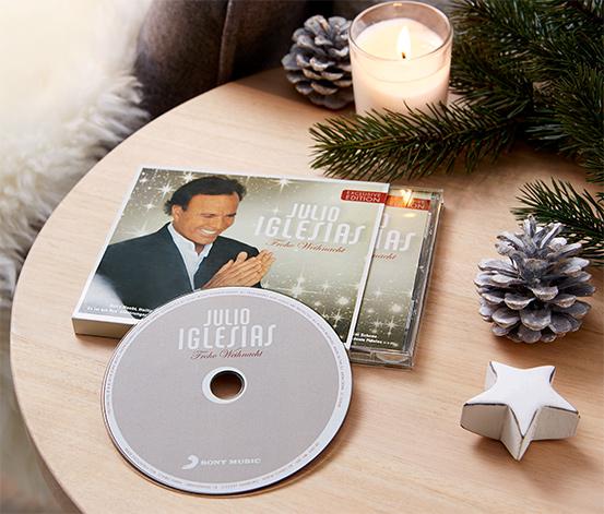 CD Julio Iglesias »Frohe Weihnacht«