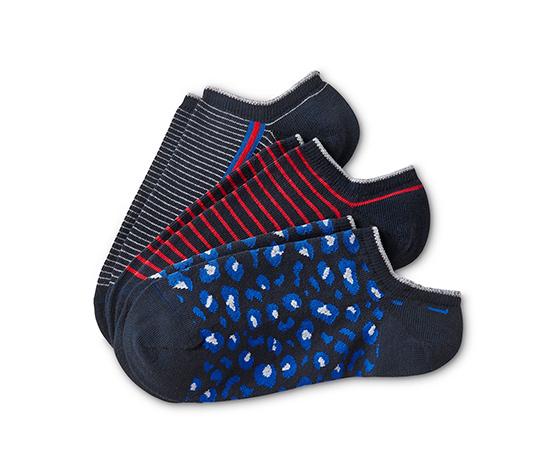Krátke ponožky, 3 páry