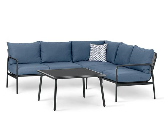 Garten-Dining-Lounge-Set