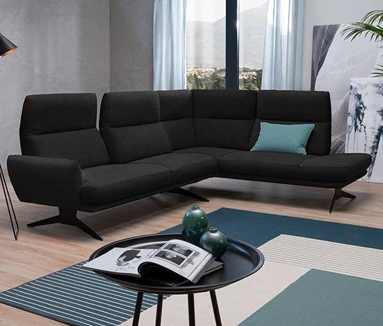 Sitzgruppe »Delano« von ADA AUSTRIA premium, schwarz, rechts