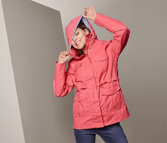 Funkční bunda do deště