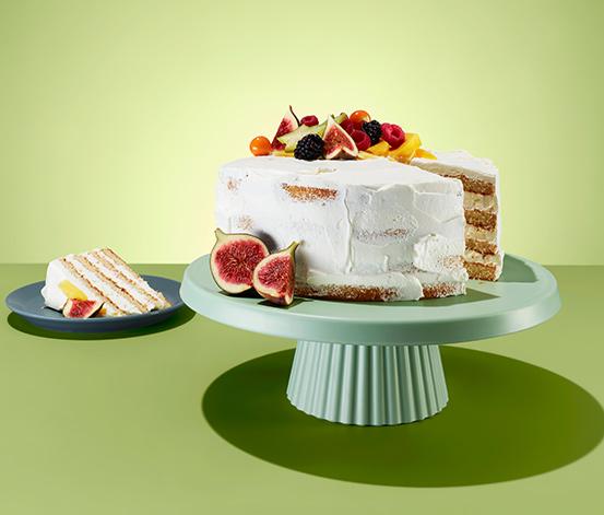 Podnos na tortu s podstavcom
