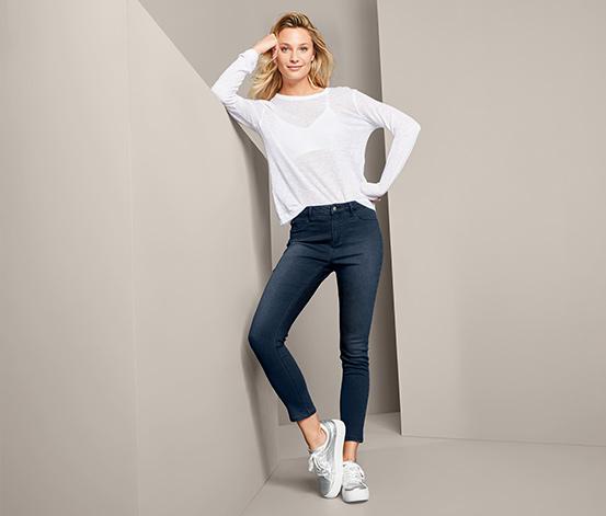 Esnek Kot Pantolon  »One Size Fits More«