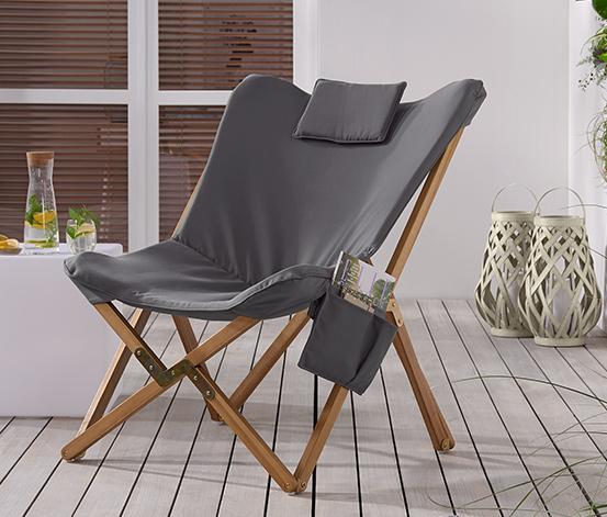 Zahradní relaxační lounge křeslo