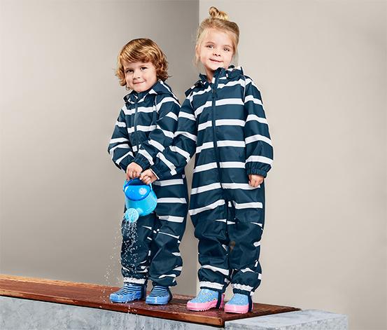 Dziecięcy kombinezon przeciwdeszczowy