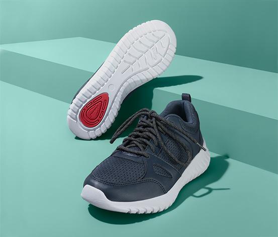 Damskie buty sportowe z amortyzującą wkładką