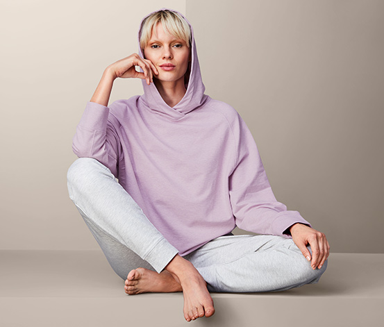 Loungewear-Sweatshirt