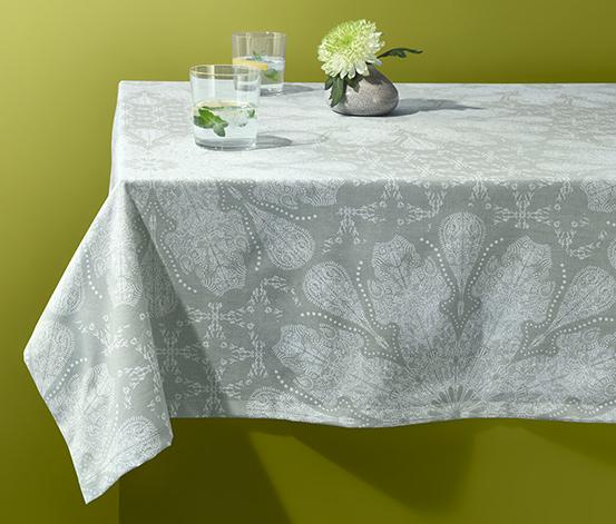 Kültéri asztalterítő, mintás, 150x275 cm