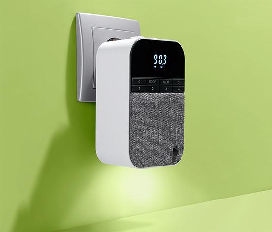 UKW-Steckdosenradio mit Bluetooth®