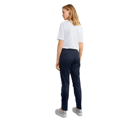 Kalhoty v délce po kotníky, s galonovými pruhy