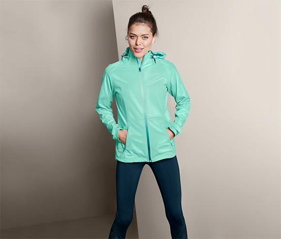 Lightweight-Softshelljacke