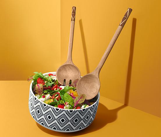 Salatbesteck-Set