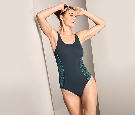 Sportovní jednodílné plavky