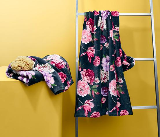 Velúrové uteráky, 2 ks