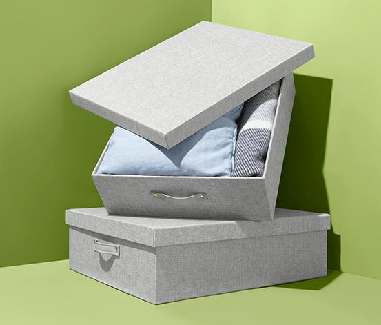 Sada úložných boxů velikosti XL