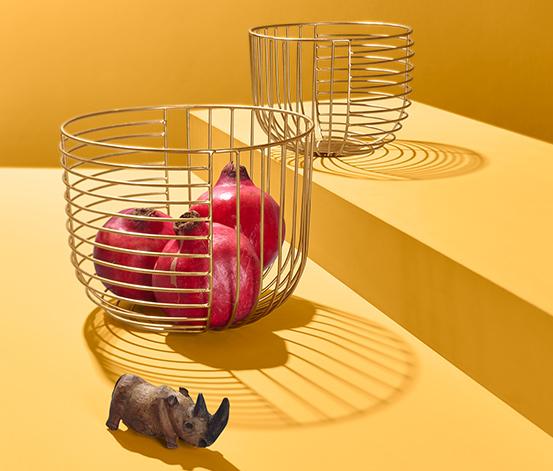 Dekorační košíky, 2 ks