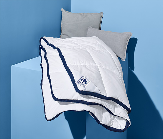 Pikowana kołdra regulująca temperaturę irisette®, 155 x 220 cm