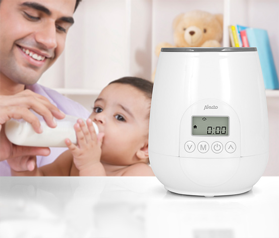 Alecto-Babykostwärmer »BW-700«