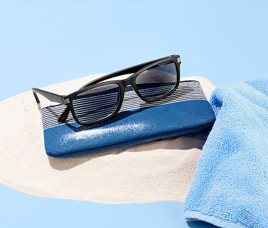 Tónované okuliare na čítanie, hranaté