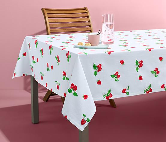 Obrus na záhradný stôl