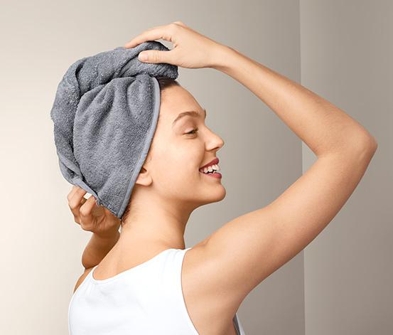 Uterákový turban