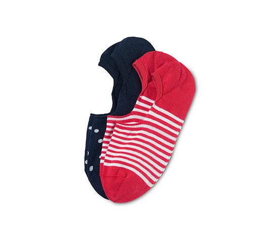 Stopki do butów sportowych z antypoślizgowym wzmocnieniem silikonowym na pięcie, 2 pary