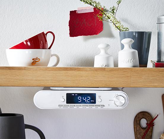 Digitales Küchenunterbauradio mit Bluetooth®