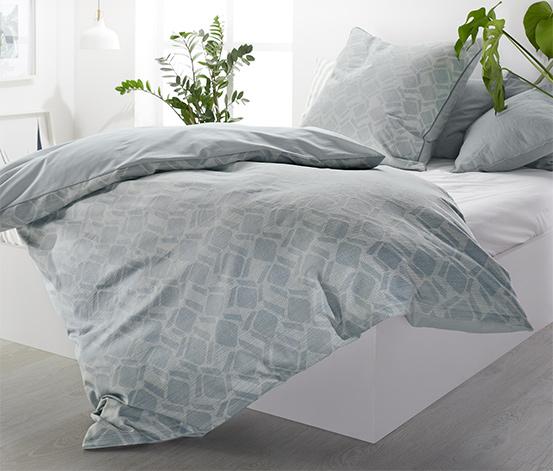 Žakárová obojstranná posteľná bielizeň, štandardná veľkosť