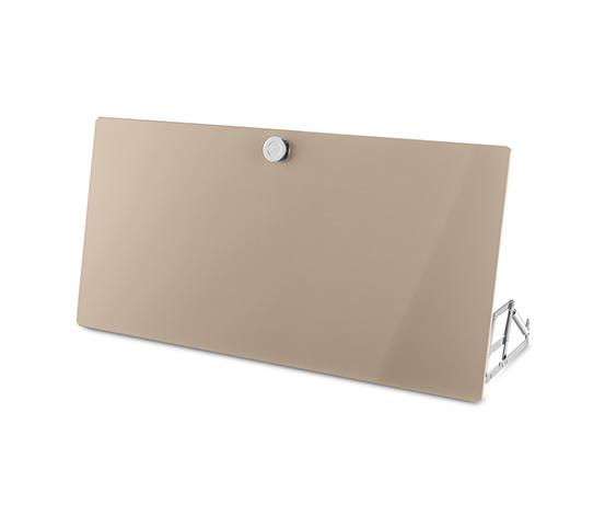 Kiegészítő lenyíló ajtó fémpolchoz