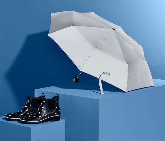 Kieszonkowy parasol odblaskowy