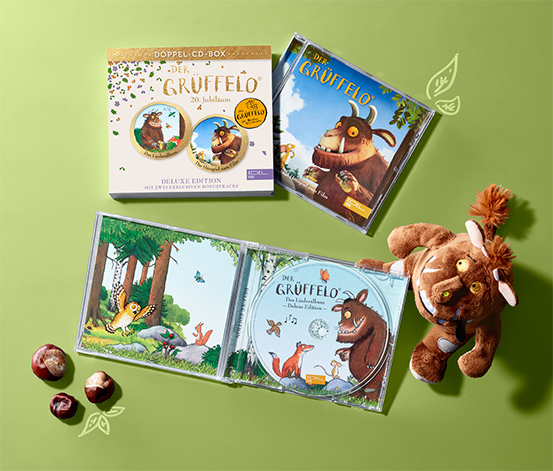 CD-Box »Der GRÜFFELO«