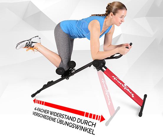SportPlus-Bauchtrainer »SP-ALB-011-X«
