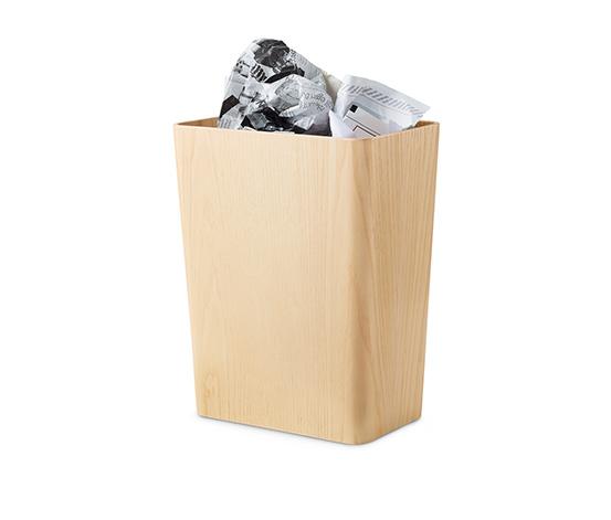 Fa papírkosár