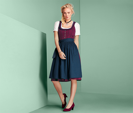 Stretch-Dirndl