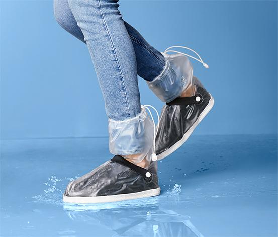 Nepromokavé návleky přes boty