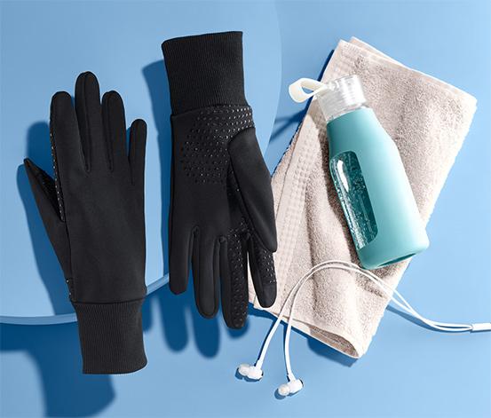 Větruvzdorné rukavice