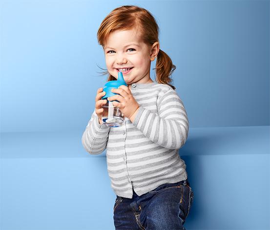 Silikónové nadstavce na hrnček na pitie pre deti, 3 ks