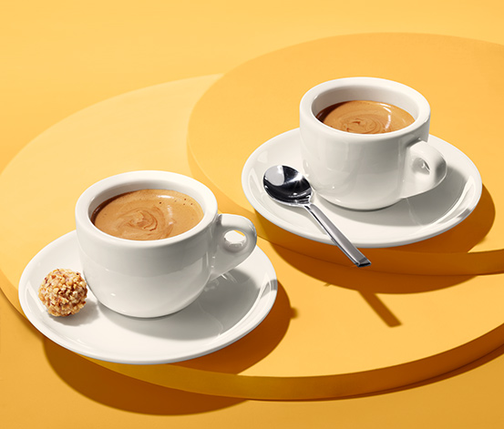 Šálky na espresso, 2 ks