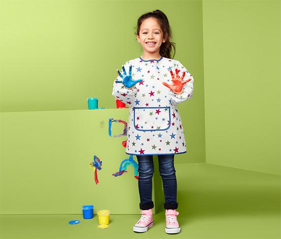 Målarförkläde för barn