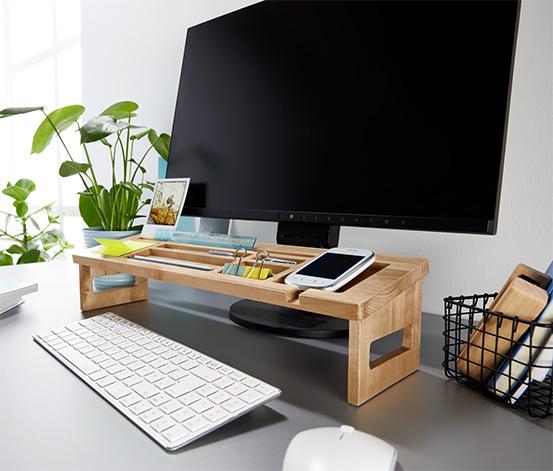 Odkladacia polička na písací stôl