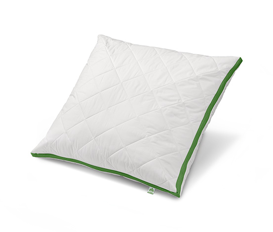 Polštář irisette greenline® s klimatickým pásem, cca 90 x 70 cm