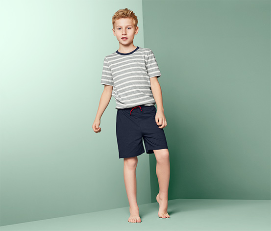 Jungen-Shorty-Pyjama