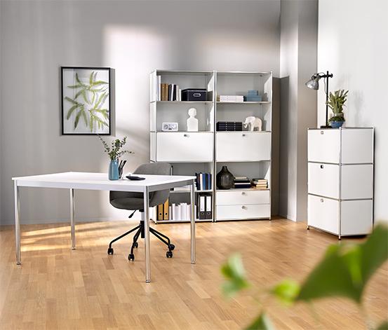 Kárpitos íróasztali szék, görgős